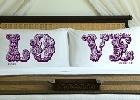 Personalized Pillowcases make unique Gifts, Inscribable with Names, Dates and Phrases.