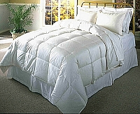 95/5 Royal Feather Down Comforter - King Size Down Comforter, 95/5 Feather/ Duck Down
