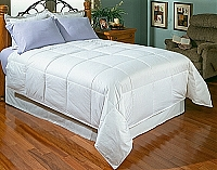 Classical Down Comforter - King Size Comforter with White Goose Down Filling