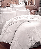 Napoli Down Comforter - King Size White Goose Down Comforter, 700TC