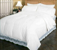 Down Comforters (Duvets) and Down Alternative Comforters