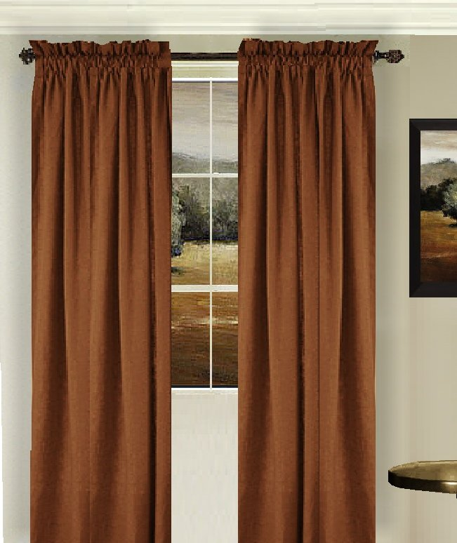 Royal Blue Blackout Curtains Solid Black Shower Curtain