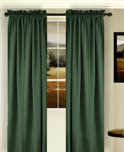Hunter Green Curtains Window Treatments Hunter Green Country Curtains