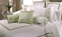 Coventry by Veratex - 4pc Queen Comforter Set (Eggshell)