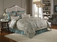 Tarlow - 4pc King Comforter Set (Multi)
