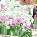 Fairy Land - 100% Cotton 4PC Duvet Cover Set (King Size)