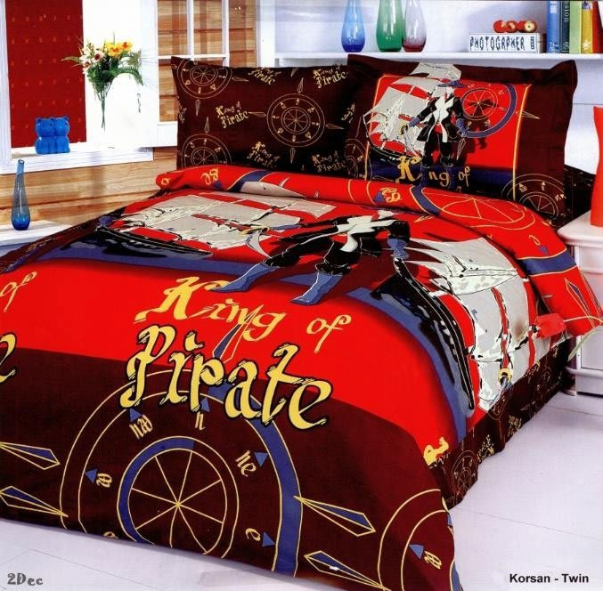 Bed Covers For Kids With Pirate Designs Junior Duvet