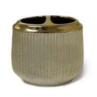 Hammered Gold - Toothbrush Holder