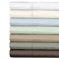 300Tc Solid - Blue, Espresso, Gray, Sage, Taupe Twin, Twin Xl , Full, Queen, King Sheet Set