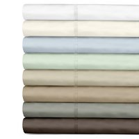 500Tc Solid - Espresso, Gray, Indigo, Ivory, Mulberry, Pewter, Sage, Stone, White Twin Xl, Full, Queen, King, Cal King Sheet Set