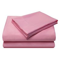 Peace And Love - Pink Twin, Full, Queen Sheet Set