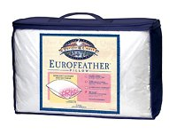 Pacific Coast®<br />Eurofeather® Pillow<br /><small>Extra small feathers for softer support (Standard)</small>