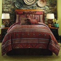 Pueblo - Rust Full Comforter Set