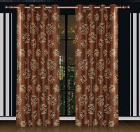 Ceres, Dolce Mela Damask Window Treatments, Single Panel Grommet Drapes
