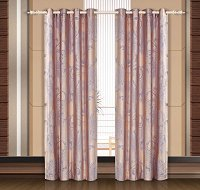 Pandora, Dolce Mela Damask Window Treatments, Single Panel Grommet Drapes