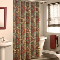 Aladin - Multi Color Shower Curtain