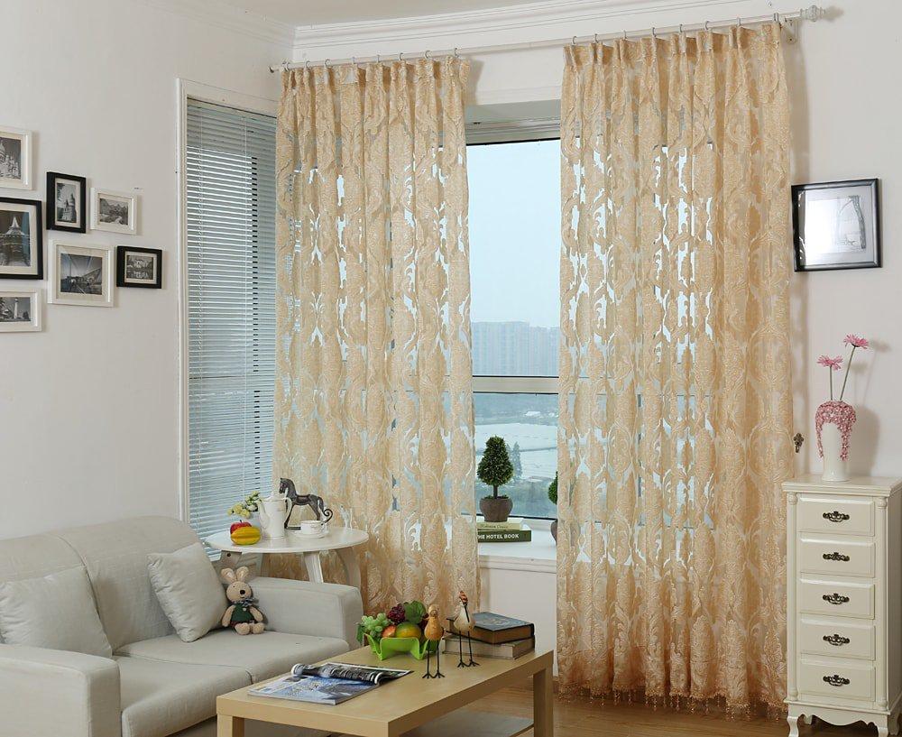 curtain linen sheer walmart homes and gardens com bleached grommet panel semi ip bcae better panels