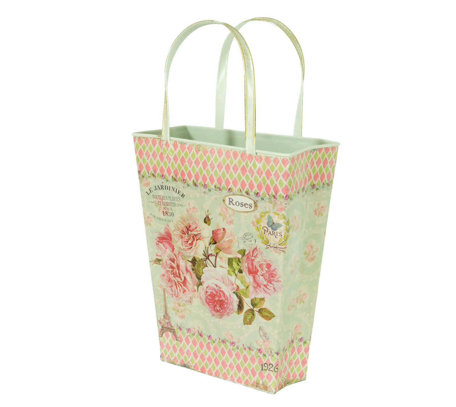 French Country Vintage Planters Dolce Mela Dmmv276