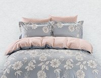 Duvet Cover Sheets Set, Dolce Mela Siena Queen Size Bedding