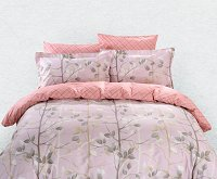 Duvet Cover Sheets Set, Dolce Mela Bologna Queen Size Bedding