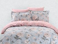Duvet Cover Sheets Set, Dolce Mela Milos Queen Size Bedding