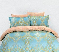 Duvet Cover Sheets Set, Dolce Mela Athens Queen Size Bedding