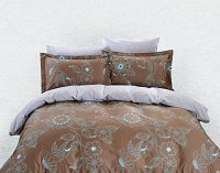 Duvet Cover Sheets Set, Dolce Mela Lefkada Queen Size Bedding