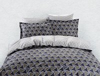 Duvet Cover Sheets Set, Dolce Mela Epidavros Queen Size Bedding
