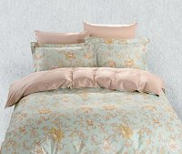 Duvet Cover Sheets Set, Dolce Mela La Palma Queen Size Bedding