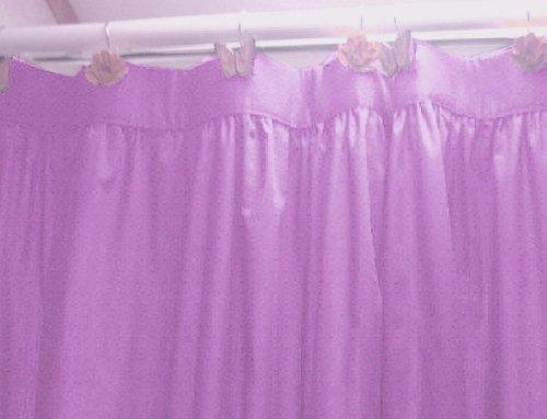 Violet Purple Shower Curtain