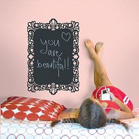 Chalk Frame Decal
