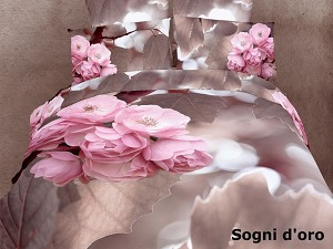 Sogni d'oro, 6-PC Duvet Cover Set King