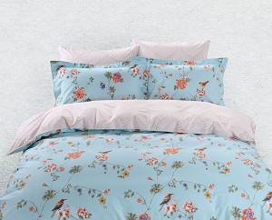 Novara, Dolce Mela Queen Duvet Cover Set (6-PC)