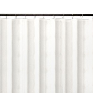 Liners - Ivory White 72″ Shower Curtain Liner