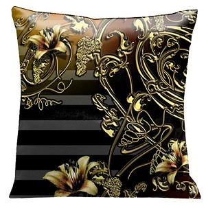 18″ x 18″ Micro-Suede Accent Pillow #118S