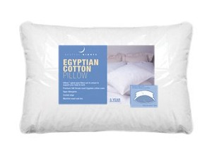 Restful Nights® Egyptian Cotton Pillow (King)